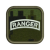 Army Ranger Badge Patch Preview