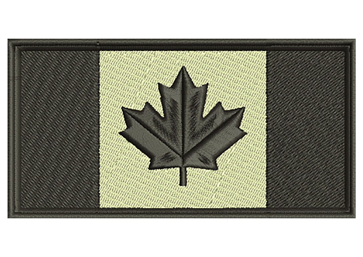 Flag Patch Product Preview