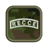 RECCE Badge Patch Preview