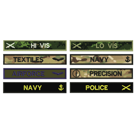Name tape preview